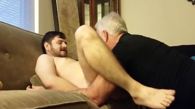 Give Me Your Drink, Grandpa! amateur gaysex