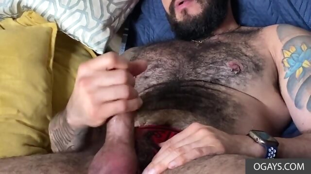 Anal toy and jerking off sex toy gaysex